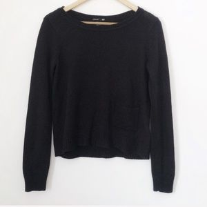 ⚡️3 for $25⚡️H&M Knit Side Pocket Sweater